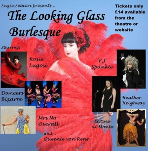 The Looking Glass Burlesque